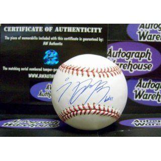 Jae Kuk Ryu Autographed Baseball   Autographed Baseballs