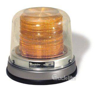 Truck Lite High Profile Strobe Light Yellow, quad flash 92513Y