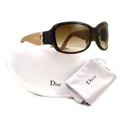 Christian Dior Made 1 Womens Rectangular Sunglasses