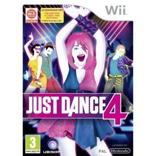 JUST DANCE 4 / Jeu console Wii   Précommande, date sortie