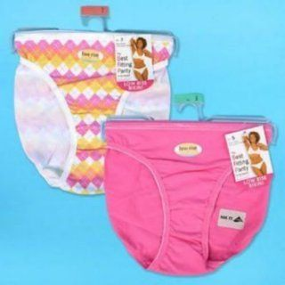Panty Low Rise Cotton/Lycra Assorted Case Pack 192