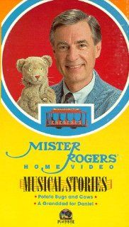 Mister Rogers Musical Stories [VHS] Fred Rogers, Robert