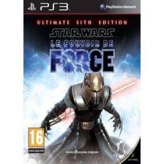 STAR WARS LE POUVOIR DE LA FORCE  Ultimate Sith E   Achat / Vente