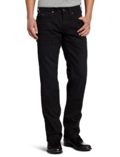 True Religion Mens Ricky Straight Leg Jean Clothing