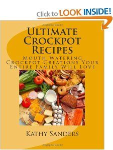 Ultimate Crockpot Recipes 196 Pages Of Mouth Watering Crockpot
