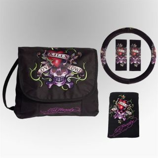 ED HARDY Pack 2 Love   Achat / Vente PACK CONFORT ED HARDY Pack 2 Love