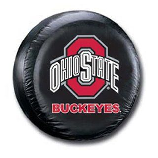 BSS   Ohio State Buckeyes NCAA Spare Tire Cover (Large
