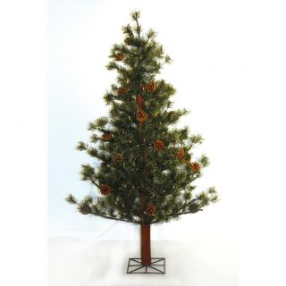 Good Tidings 150 Clear Light Sierra Mountain Pine Christmas Tree