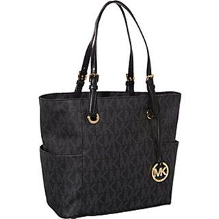 MICHAEL Michael Kors Jet Set Travel Tote,Brown,One Size Shoes