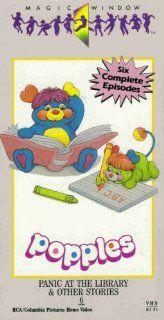 Popples 6 [VHS] Jackie Berger, Valri Bromfield, Len