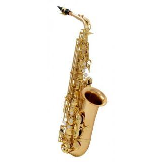 SML Paris Saxophone Alo A620   Le ube en cuivre rose donne une
