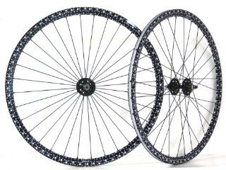 Velocity Deep V Road Wheel Set   700c, 32H, Track Hub