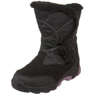 com Hi Tec Womens Park City Sport 200 Faux Fur Insulated Boot Shoes