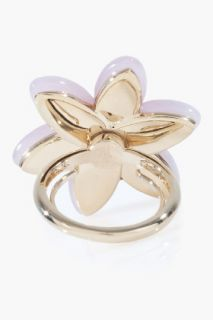 Juicy Couture Adjustable Flower Ring for women