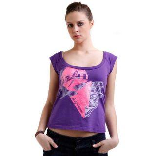 Cuxan 652 violet   Achat / Vente T SHIRT T shirt Diesel Cuxan 652