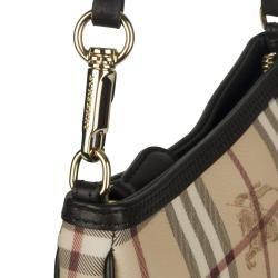 Burberry Small Haymarket Check Cross body Bag