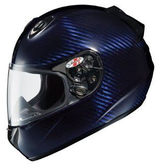 Joe Rocket RKT 201 Full Face TransTone Carbon Fiber Motorcycle Helmet
