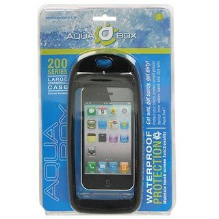 Aqua Box AB 201 B Black Large Series 200 Waterproof Case