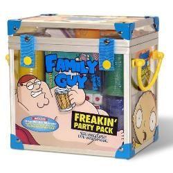 Family Guy   Freakin Party Pack (DVD)
