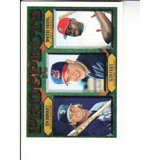1997 Topps #202 Sean Casey Rookie Baseball: Everything