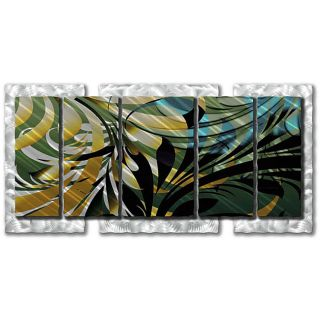 Ash Carl Jungle Floral Metal Wall Art Compare $836.00 Today $659