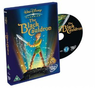The Black Cauldron Grant Bardsley, Freddie Jones, Susan
