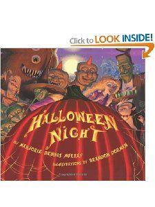 Halloween Nigh Marjorie Dennis Murray, Brandon Dorman