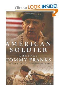 American Soldier (9780060731588) General Tommy Franks