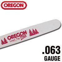 Oregon 203ATMD025 Laser Weld Armor Tip Bar Patio, Lawn