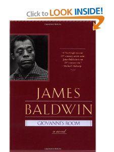 Giovannis Room James Baldwin 9780385334587 Books