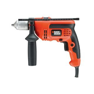 PERCEUSE   VISSEUSE Perceuse à percussion Black & Decker KR654CRESC