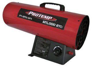 Propane Forced Air Heater 125000 Btu