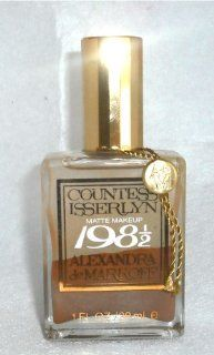 de Markoff Countess Isserlyn Moisturizing Matte Makeup 198.5 Beauty