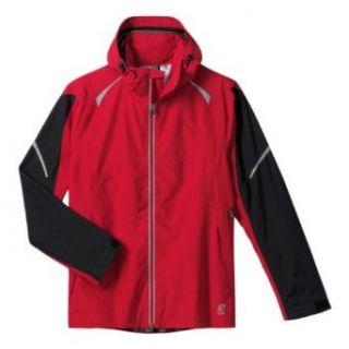 RRS Mens GORE TEX Storm Jacket Size XXL, Color Brick