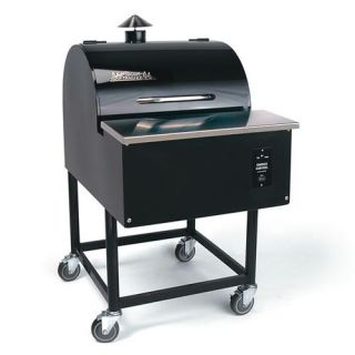 Traeger BBQ 124 Professional Pellet Grill/ Smoker