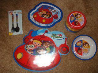 Disney Playhouse Disney Little Einsteins Dinnerware Plate