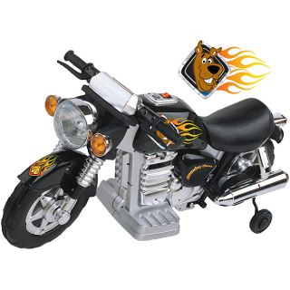 New Star Scooby Doo Super Motor Bike 6 volt Ride on Vehicle