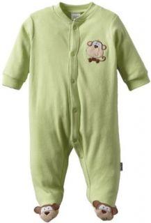 Lamaze Unisex baby Newborn 1 Pack Sleep N Play Snaps Solid