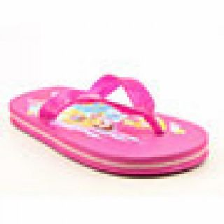 Disney Princess Infants Baby Toddlers PRS125 Pink Flip Flops
