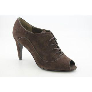 Moda Spana Womens Jeuness Kid Suede Dress Shoes (Size 7.5