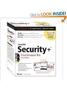 CompTIA Security+ Certification Kit SY0 201 Emmett Dulaney, James M