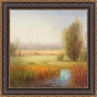 Quan Yong Xu Serenity Marsh II Framed Print
