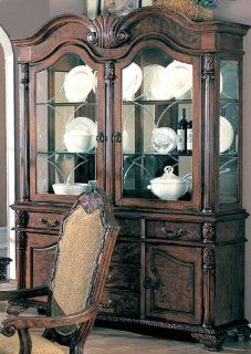 Saint Charles Traditional European Style Solid Wood China