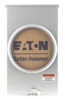 Cutler Hammer 200 Amp Meter Socket (UHTRS202BCH)