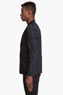Marc By Marc Jacobs Camouflage Suit Jacket for men