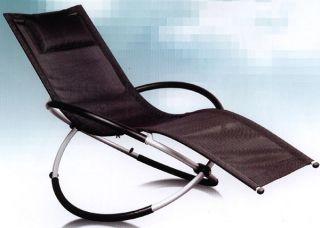 Platinum Euro Outdoor Lounge Chair