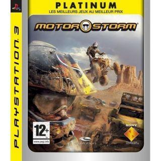 MOTORSTORM PLATINUM / JEU CONSOLE PS3   Achat / Vente PLAYSTATION 3