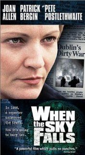 When the Sky Falls [VHS] Joan Allen, Patrick Bergin, Liam