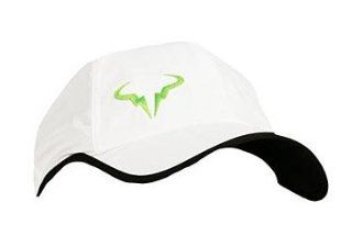 Nike Rafael Nadal Bull Logo Feather Light Tennis Hat White