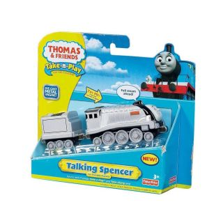 Fisher Price Thomas and Friends Talking Spencer Toy Train Engine